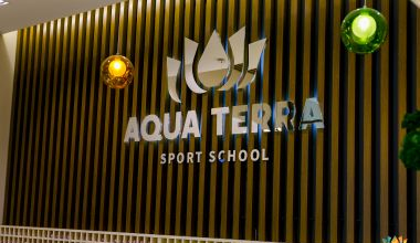 "Grand Opening ""Aquaterra Sport School"" Part 2"